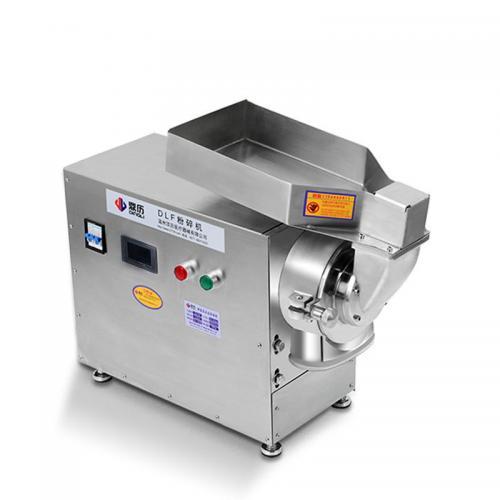鼎历新型专利高效分级粉碎机中药材打粉机流水式磨粉机超细粉碎机