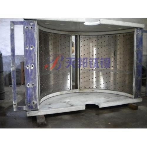 钛镍的各种加工件 用于化工制药yb体育平台厂