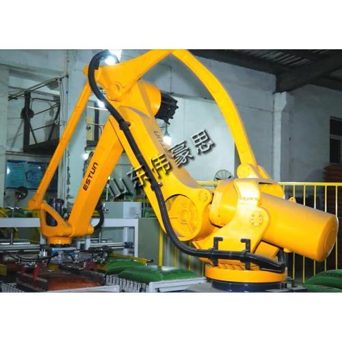 智能机器人卸垛机 染料袋无尘拆垛机器人