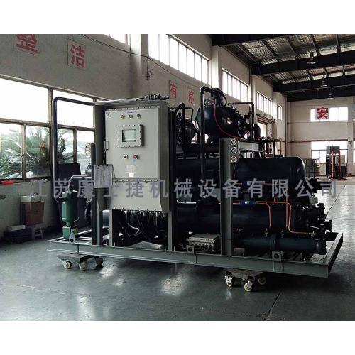 -100℃制冷机组超低温冷冻机组