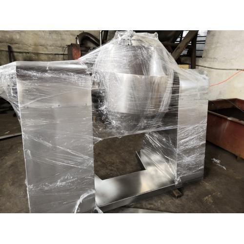 搪瓷双锥真空回转干燥机