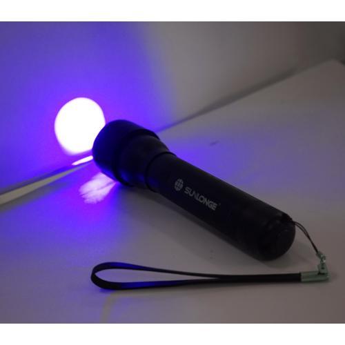 手筒式紫外线荧光捡漏灯SL8300
