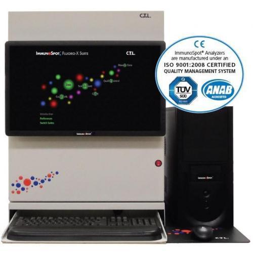 CTL S6系列酶联荧光斑点分析仪
