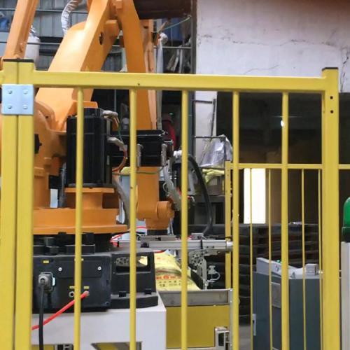 50KG袋式机械手拆垛机 粮库专用智能卸垛机