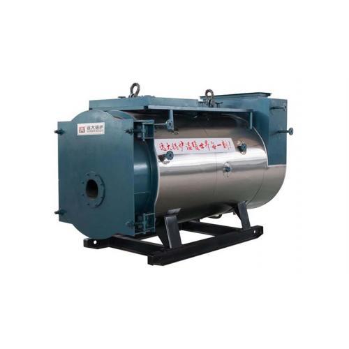 10噸冷凝式燃氣蒸汽鍋爐