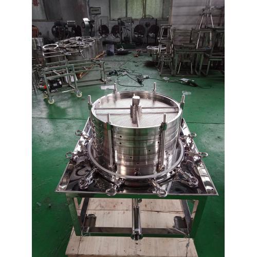 供应商不锈钢板框过滤器层叠过滤器正压过滤器