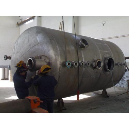 钛镍罐体设备发酵罐 用于医药设备制造行业