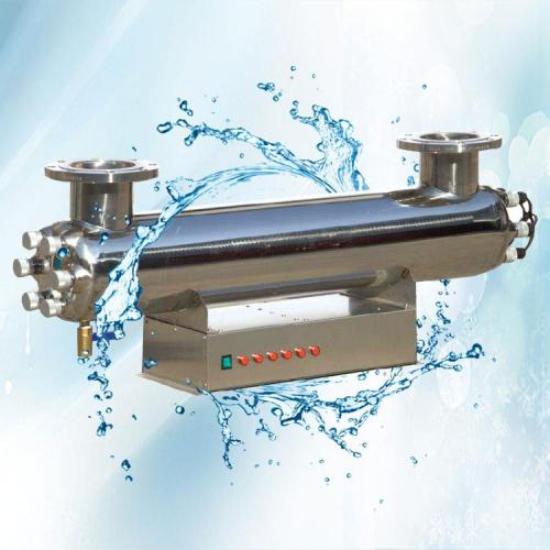 水處理紫外線消毒器內絲接口定制生產環保設備紫外線殺菌器