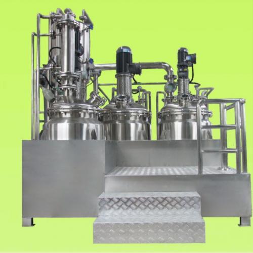 廣東藥用輔料生產設備立式管內均質機