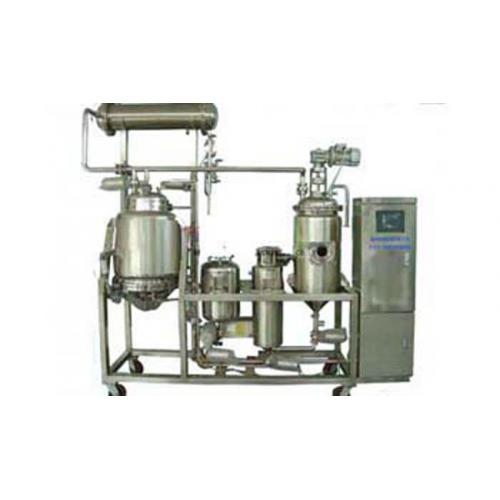 中草药提取浓缩机组,多功能超声波提取浓缩设备