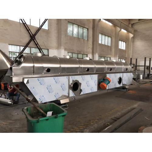 氫氧化鈣烘干專用振動流化床干燥機