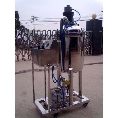 气动搅拌罐 防爆搅拌系统 防爆配置不锈钢