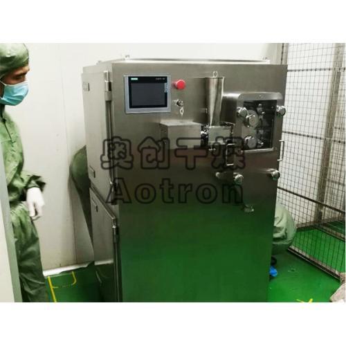 实验室型干法制粒机