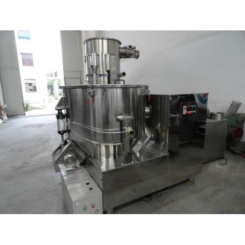江苏常州奥创咖啡粉奶茶粉果粉SRH高速混合机