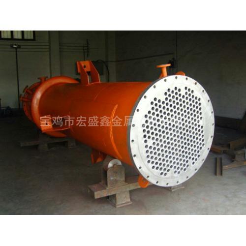 钛换热器,冷凝器,蒸馏器