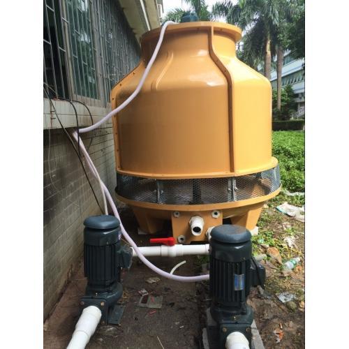 循环水冷却系统 冷却yb体育平台 冷却塔