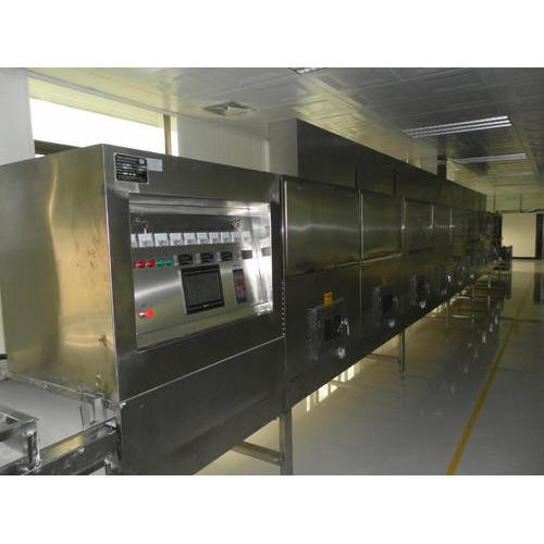 新型微波設備-微波殺菌干燥機