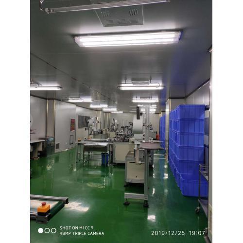 空調凈化廠房、潔凈無塵實驗室