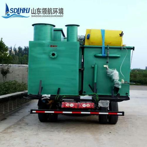 地埋式一體化污水處理設備 專業生產廠家