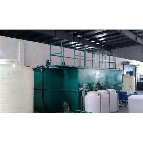 一体化污水处理设备微电解技术