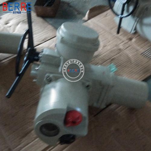 蝶阀球阀用部分回转电动执行器