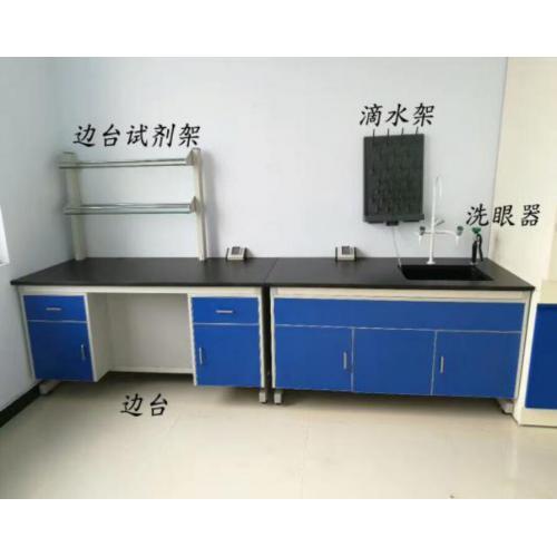 實驗室工作臺邊臺中央天平臺試劑藥品通風柜櫥鋼木廠家