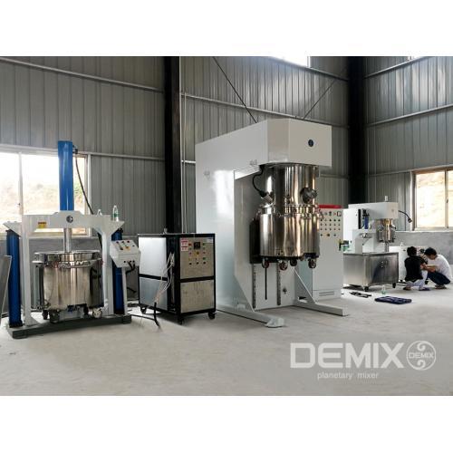 DEMIX醫用高分子材料攪拌機
