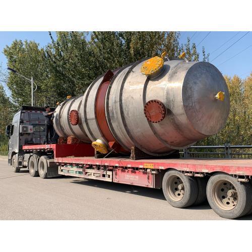 钛罐体 发酵罐 用于化工医疗设备厂