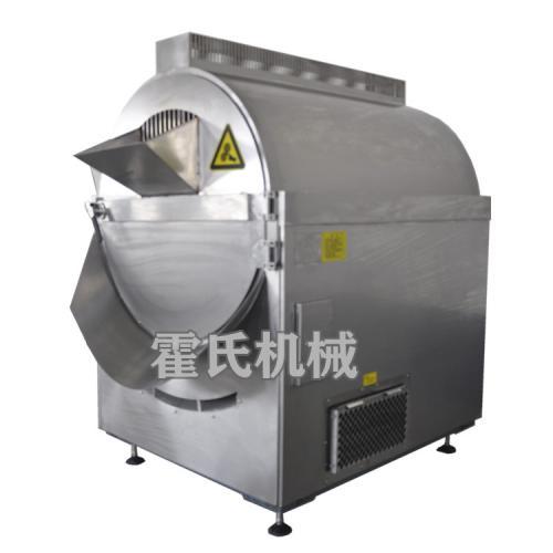 电磁加热自动控温中药炒药设备