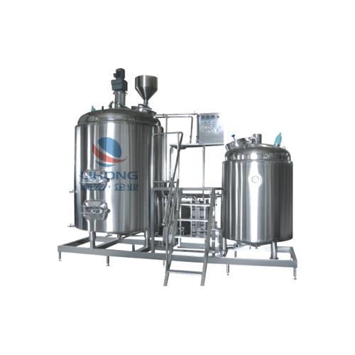 微型啤酒糖化設備