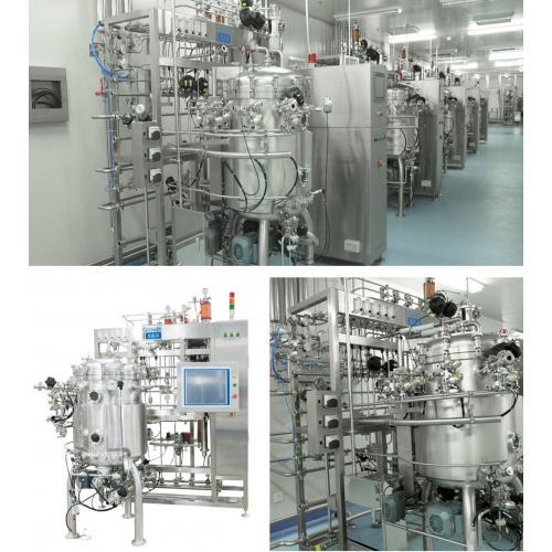 片狀載體培養生物反應器