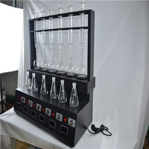 多功能一體化蒸餾儀