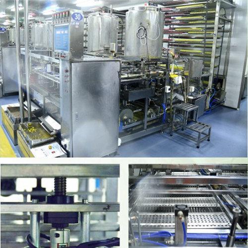 HTL-JJ-V型膠囊生產線