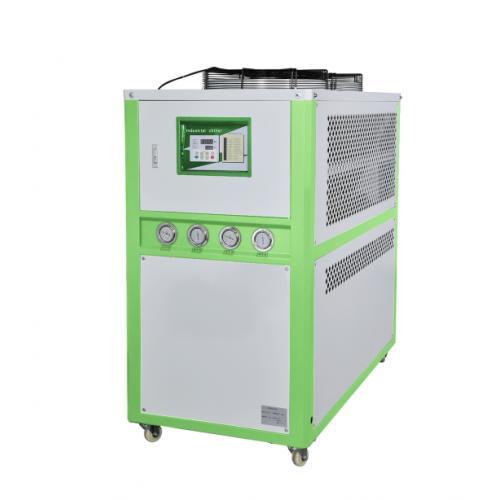 工業冷凍機風冷式冷水機