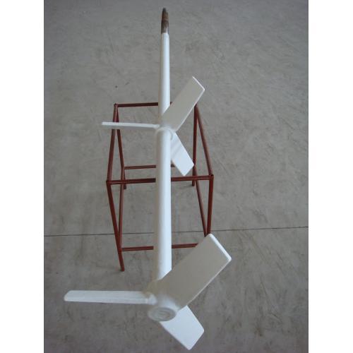 鋼襯PP/PPH(聚丙烯)攪拌槳