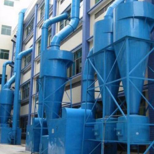 旋風除塵器工業粉塵收集器不銹鋼耐高溫環保除塵設備沙克龍分離器